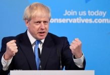 Tân Thủ tướng Anh Boris Johnson - Ảnh: Reuters.
