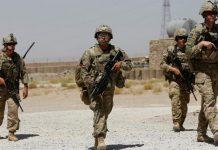 Binh lính Mỹ tại Afghanistan Ảnh: Reuters.